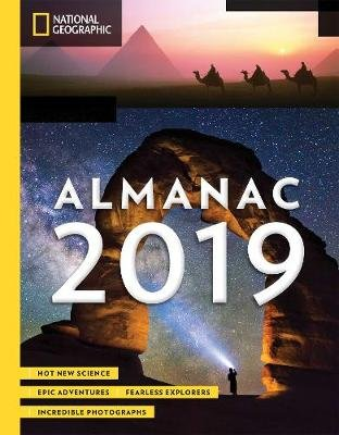 National Geographic Almanac 2019 UK Edition (Paperback): National Geographic