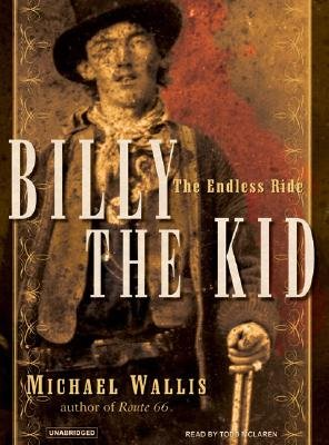 Billy the Kid - The Endless Ride (MP3 format, CD, Unabridged edition): Michael Wallis