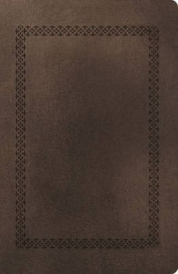 NKJV, Ultraslim Bible, Imitation Leather, Brown, Red Letter Edition (Leather / fine binding): Thomas Nelson