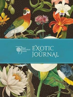 RHS Exotic Journal (Hardcover): Rhs