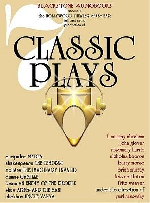 Seven Classic Plays (MP3 format, CD, Adapted ed.): Yuri Rasovsky
