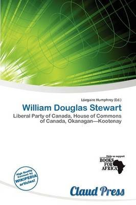William Douglas Stewart (Paperback): L. Egaire Humphrey