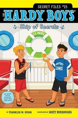 Ship of Secrets (Electronic book text): Franklin W. Dixon