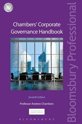 Chambers' Corporate Governance Handbook (Electronic book text, Epdf): Andrew D. Chambers