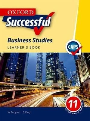 Oxford successful business studies: Gr 11: Learner's book (Paperback):