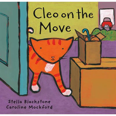 Cleo on the Move (Board book): Stella Blackstone