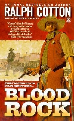 Blood Rock (Paperback): Ralph W Cotton