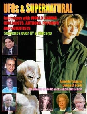 UFOs & SUPERNATURAL MAGAZINE. Issue 4. MAGNUM EDITION (Paperback): Maximillien De Lafayette