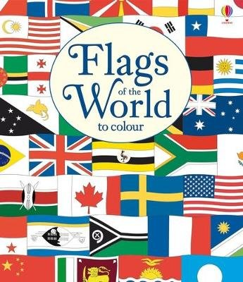 Flags of the World to Colour (Paperback, New Edition): Meredith