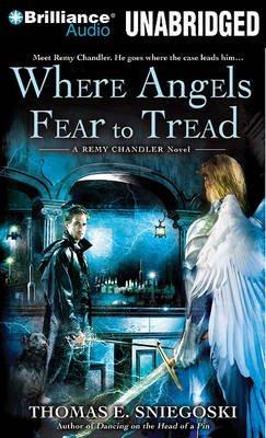 Where Angels Fear to Tread (MP3 format, CD): Thomas E. Sniegoski