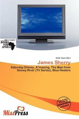 James Sherry (Paperback): Niek Yoan