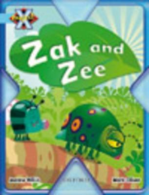Project X: Bugs: Zak and Zee (Paperback): Jeanne Willis
