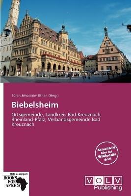 Biebelsheim (German, Paperback): S Ren Jehoiakim Ethan