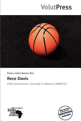 Rece Davis (Paperback): Proteus Val Re Kresten