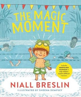 The Magic Moment (Paperback): Niall Breslin