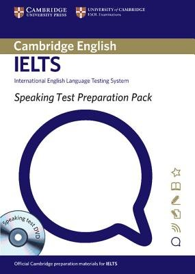 Speaking Test Preparation Pack for IELTS Paperback with DVD (Staple bound): University of Cambridge ESOL Examinations