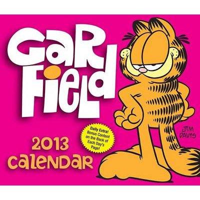 Garfield Calendar (Calendar, 2013): Jim Davis