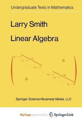 Linear Algebra (Paperback): L. Smith