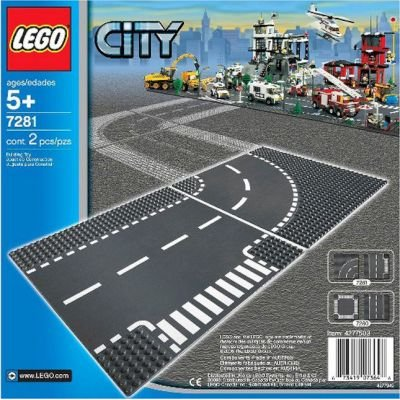 LEGO City Trains - T-junction & Curve: