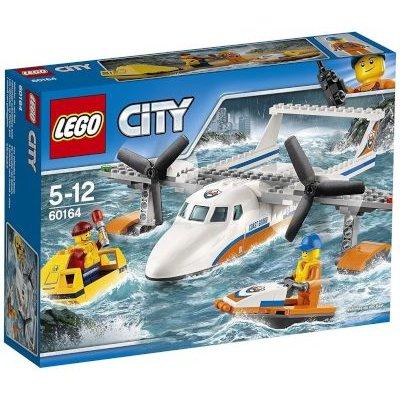 LEGO City Coast Guard Sea Rescue Plane: