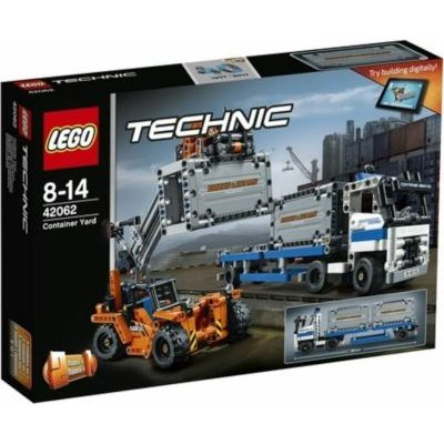 LEGO Technic - Container Yard: