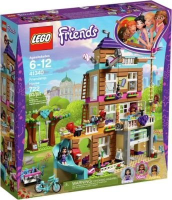 LEGO Friends - Friendship House: