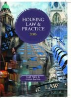 Housing Law and Practice (Paperback): Gail Price