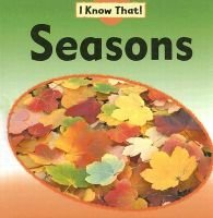 Seasons (Hardcover): Claire Llewellyn