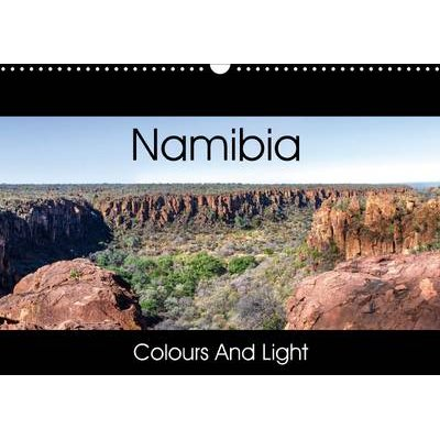 Namibia - Colours and Light 2017 - Impressions of the Fascinating Namibian Landscapes in Selected Pictures (Calendar, 3rd...