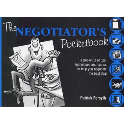 The Negotiator's Pocketbook (Paperback): Patrick Forsyth