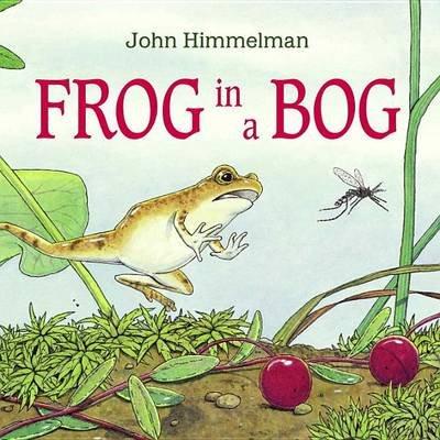 Frog in a Bog (Hardcover, Library binding): John Himmelman