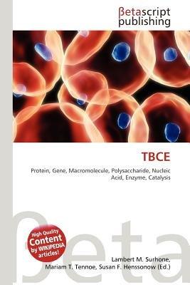 Tbce (Paperback): Lambert M. Surhone, Mariam T. Tennoe, Susan F. Henssonow