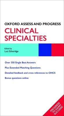 Clinical Specialties (Part-work (fascculo)): Luci Etheridge