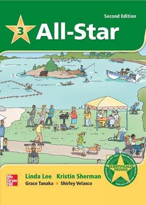 All Star Level 3 Student Book and Workbook Pack (Paperback, 2nd Revised edition): Linda Lee, Kristin D. Sherman, Grace Tanaka,...