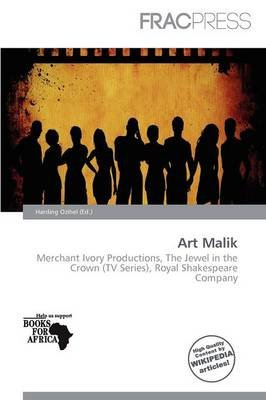 Art Malik (Paperback): Harding Ozihel