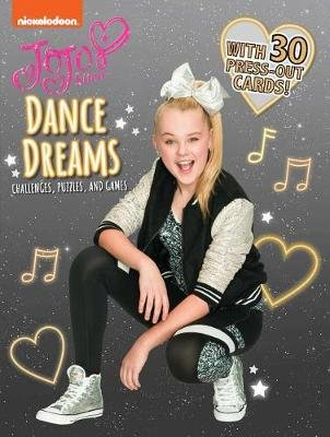 Dance Dreams - Challenges, Puzzles, and Games (Paperback): Buzzpop