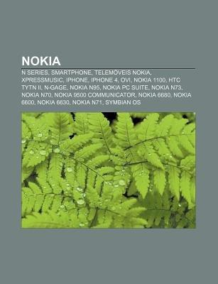 Nokia (Portuguese, Paperback, UK ed ): Fonte Wikipedia