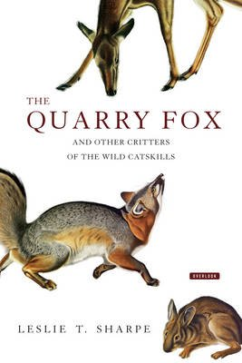 The Quarry Fox - And Other Critters of the Wild Catskills (Hardcover): Leslie T. Sharpe