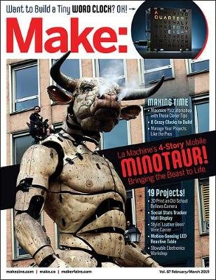 Make: Volume 67 (Paperback): Mike Senese