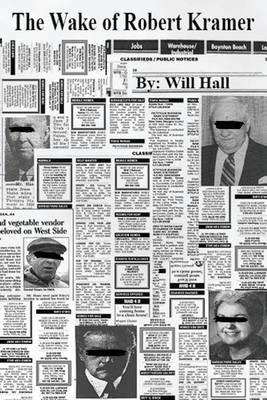 The Wake of Robert Kramer (Paperback): Will Hall