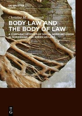 Body Law and the Body of Law - A Comparative Study of Social Norm Inclusion in Norwegian and American Laws (Electronic book...