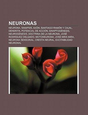 Neuronas - Neurona, Sinapsis, Axon, Santiago Ramon y Cajal, Dendrita, Potencial de Accion, Sinaptogenesis, Neurogenesis,...