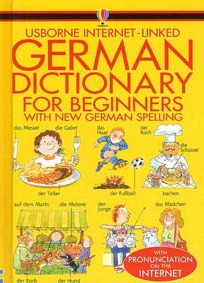 German Dictionary for Beginners (English, German, Hardcover): Helen Davies
