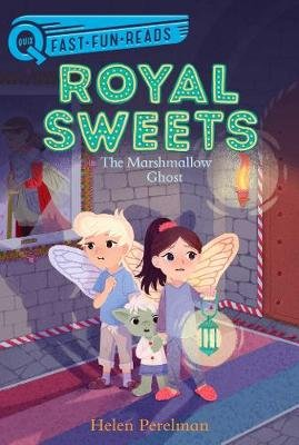 The Marshmallow Ghost - Royal Sweets 4 (Hardcover): Helen Perelman