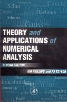Theory and Applications of Numerical Analysis (Paperback, 2nd edition): G. M Phillips, Peter J. Taylor
