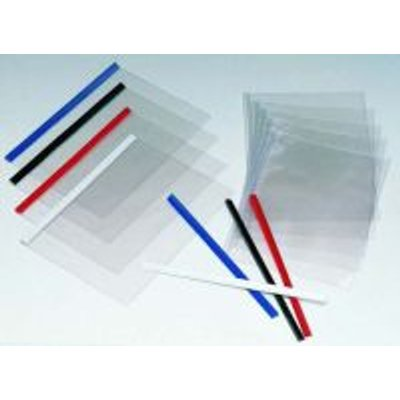 Bantex B2252 Report Covers And Slide Grips (A4)(5 Pack):