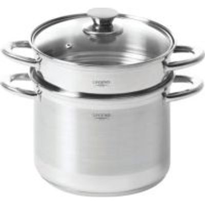 Legend Euro Chef Pasta Pot (20cm) (Stainless Steel):