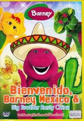 Movies Bienvenido Barney Mexico Big Brother Rusty China Dvd