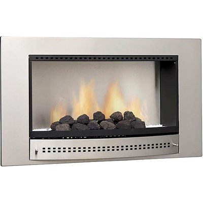 Chad-O-Chef Classic Fireplace (Plain Back):