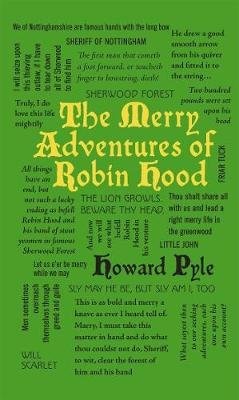 The Merry Adventures of Robin Hood (Paperback): Howard Pyle